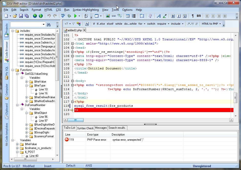 Adobe Php Editor Download Freebuilders